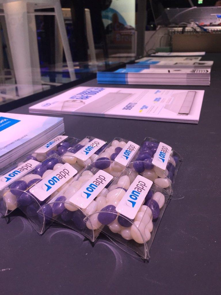 CloudFest 2018 – Day 1 – meet OnApp with Intel & Hammer